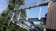 Varkaufe Balkone, Stahlkonstruktion,