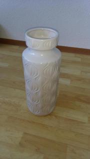 Vase im Retro-