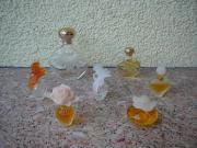 Verkaufe 7 Parfümflaschen