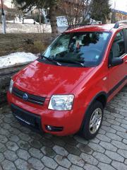 Verkaufe Fiat Panda