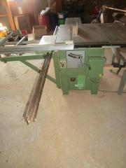 Verkaufe Holzbearbeitungsmaschinen LUNA