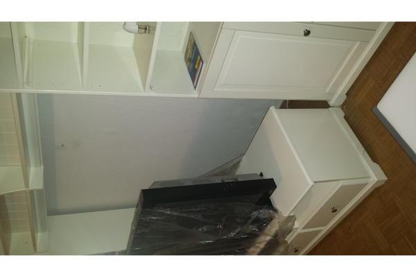 verkaufe ikea wohnzimmer schrank weiss in leimen. Black Bedroom Furniture Sets. Home Design Ideas