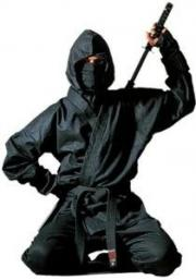 Verkaufe Ninja-Anzug