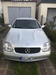 Verkaufe Sommerauto Mercedes