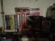 Verkaufe VHS Videocassetten