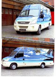 Verkaufsmobil Iveco