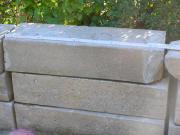 Verschenke Beton Treppenstufen