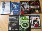 Verschiedene DVDs / Blu-