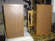 Vintage Lautsprecherboxen Telefunken