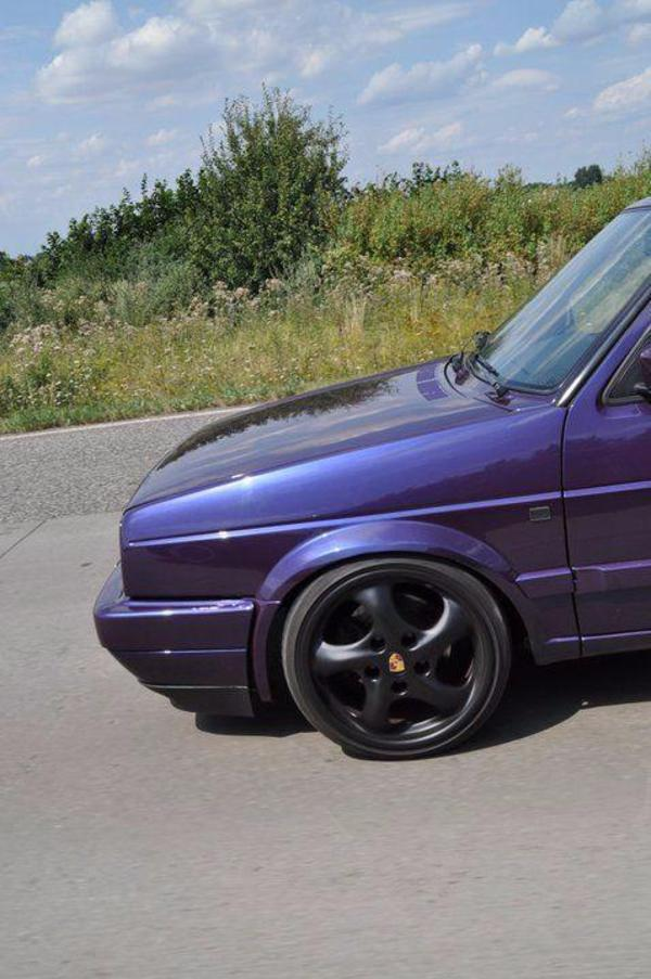 voiture volkswagen golf 2 gti g60 16v turbo occasion de 1993 pour 2250. Black Bedroom Furniture Sets. Home Design Ideas