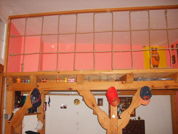 hochbett 140x200 fr erwachsene etagenbett kinderbett. Black Bedroom Furniture Sets. Home Design Ideas