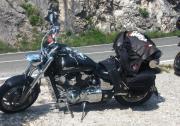VTX1800 Honda Chopper