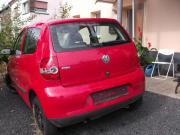 VW Fox Unfallwagen