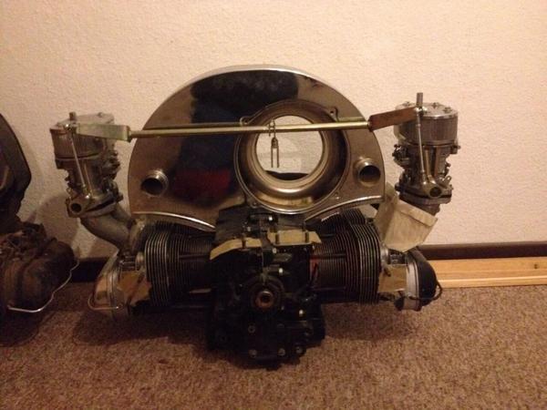 vw k fer bus typ1 motor tuning 1935ccm 120 ps in wuppertal. Black Bedroom Furniture Sets. Home Design Ideas