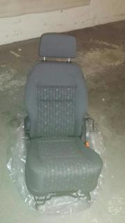VW Sharan, Seat