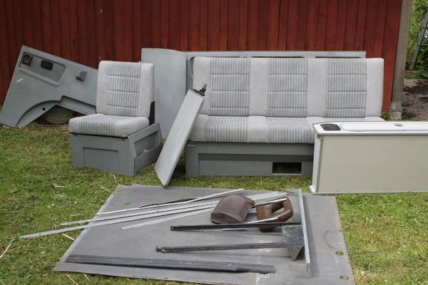 vw t3 multivan innenausstattung in rheine vw teile. Black Bedroom Furniture Sets. Home Design Ideas