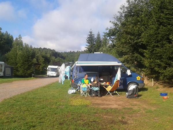 Vw T4 Campingbus Elektrik Defekt In Worms