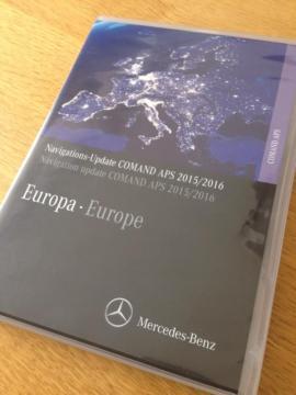 Zu verkaufen for Mercedes benz comand system upgrade