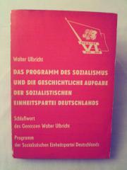 Walter Ulbricht, Das
