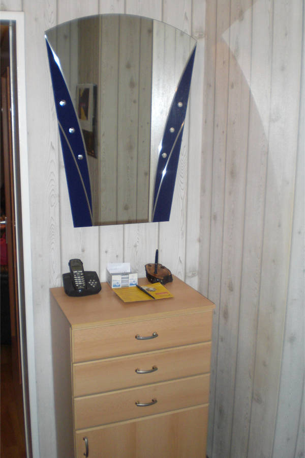 wandspiegel 20eur in n rnberg garderobe flur keller. Black Bedroom Furniture Sets. Home Design Ideas