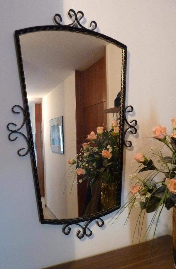wandspiegel eisen kaufen gebraucht und g nstig. Black Bedroom Furniture Sets. Home Design Ideas