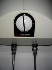 Warmwasser-Boiler, Kleinspeicher