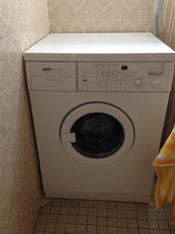 Waschmaschine Bosch Wfk 2831 : waschmaschinen trockner haushaltsger te m nchen ~ Michelbontemps.com Haus und Dekorationen