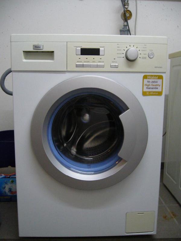 waschmaschine haier m bel design idee f r sie. Black Bedroom Furniture Sets. Home Design Ideas