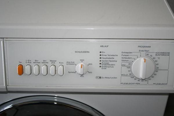 waschmaschine miele novotronic w833 in lustadt waschmaschinen kaufen und verkaufen ber. Black Bedroom Furniture Sets. Home Design Ideas