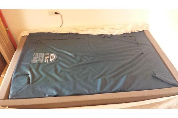 wasserbett 140x200 in dettingen unter teck betten kaufen und verkaufen ber private kleinanzeigen. Black Bedroom Furniture Sets. Home Design Ideas