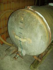 Wasserfass 1600 Liter