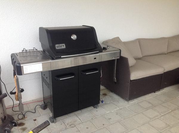 weber grill spirit premium in landshut sonstiges f r den. Black Bedroom Furniture Sets. Home Design Ideas