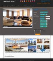 Webprojekt, Buchungsportal für