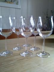Weinkelche 6 Stück