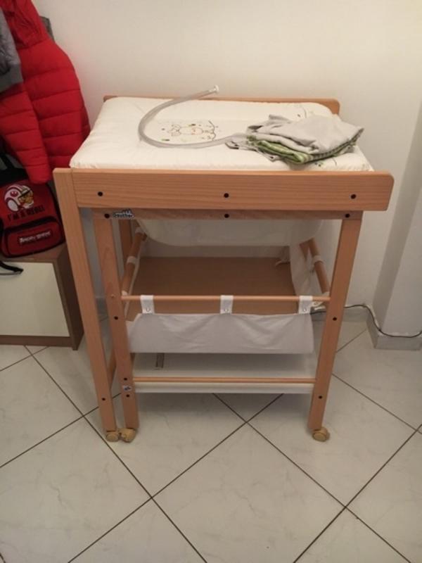 wickeltisch badewann neu und gebraucht kaufen bei. Black Bedroom Furniture Sets. Home Design Ideas