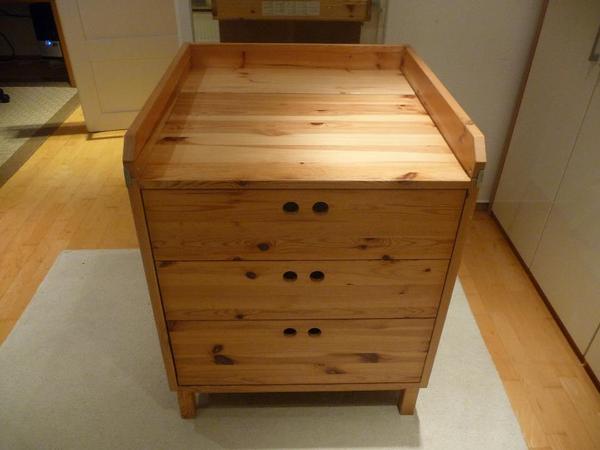 Office Ideas With Ikea Furniture ~ wickeltisch wickelkommode von ikea biete die ikea kommode tassa mit