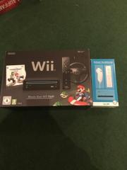 Wii Konsole und