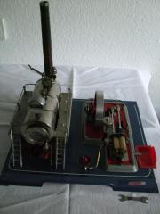 Wilesco Dampfmaschine D20