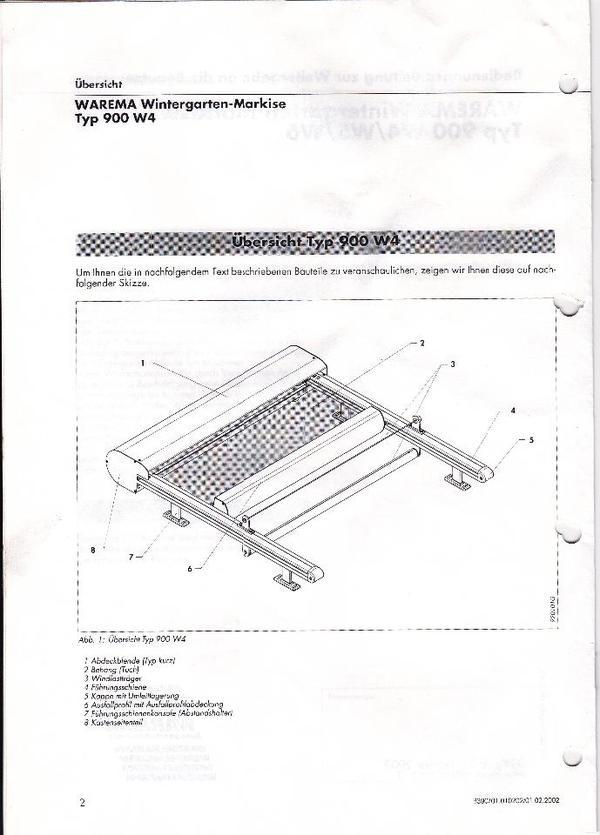 markise breit neu und gebraucht kaufen bei. Black Bedroom Furniture Sets. Home Design Ideas