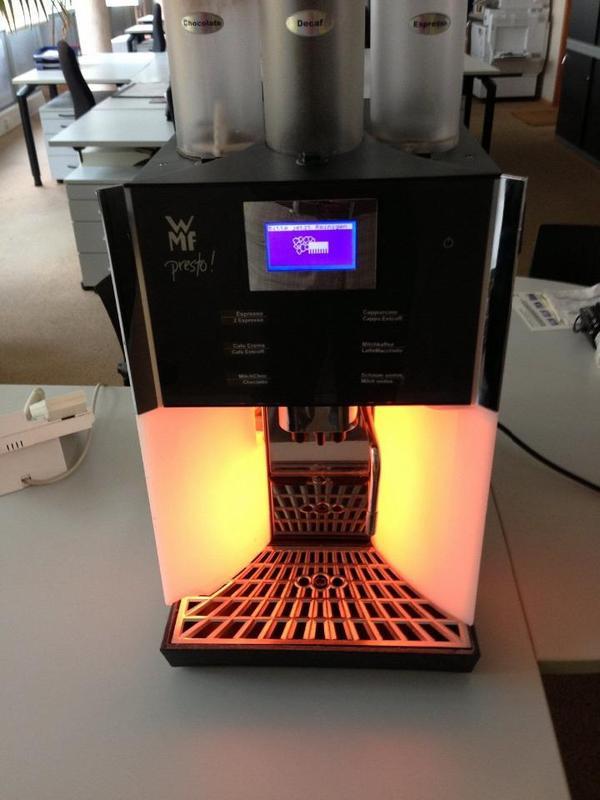 wmf presto espressomaschine typ 1400 in berlin kaffee. Black Bedroom Furniture Sets. Home Design Ideas