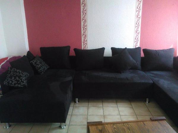 Sonstige sofas sessel bornheim pfalz gebraucht kaufen for Schwarze wohnlandschaft
