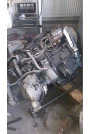 Wohnmobil Motor zu