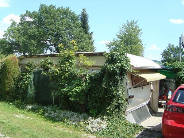 wohnwagen vorzelt am riegsee in spatzenhausen kaufen. Black Bedroom Furniture Sets. Home Design Ideas