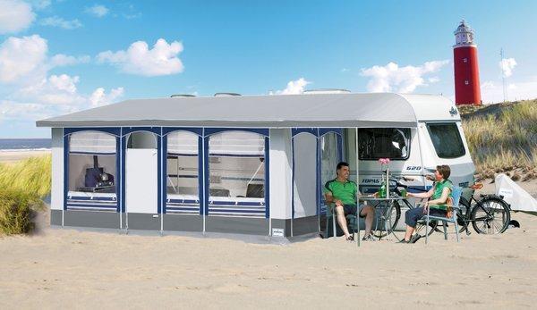 Wohnwagen Vorzelt Herzog Vierjahreszeiten Optima Dc 250 X