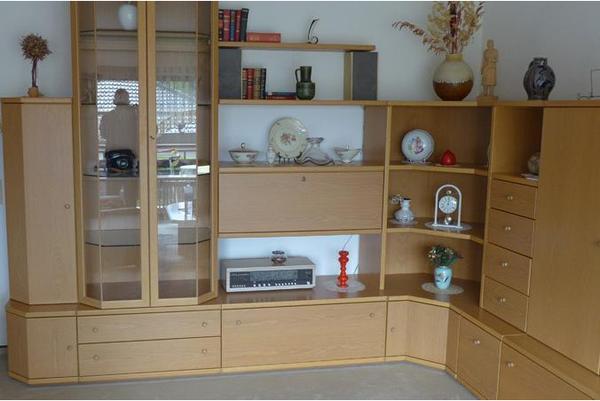 wohnwand h lsta spektrum in kaiserslautern. Black Bedroom Furniture Sets. Home Design Ideas