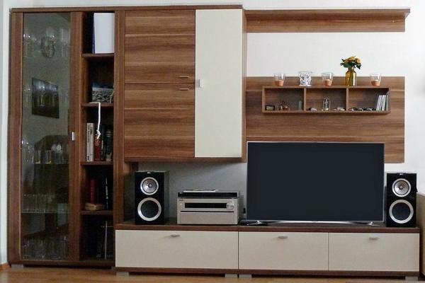 Wohnwand echtholz gebraucht  Nauhuri.com | Wohnwand Echtholz Nussbaum ~ Neuesten Design ...