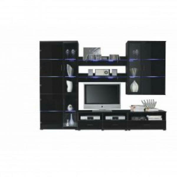 schwarze hochglanz kleinanzeigen m bel wohnen. Black Bedroom Furniture Sets. Home Design Ideas