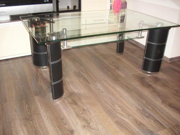 wohnzimmer glastisch in n rnberg couchtische kaufen und. Black Bedroom Furniture Sets. Home Design Ideas