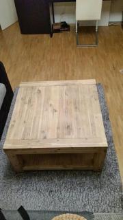 Wohnzimmer Tisch Akazienholz