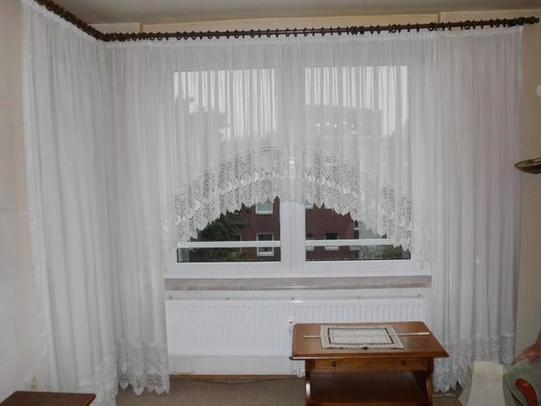 wohnzimmer gardinen neu und gebraucht kaufen bei. Black Bedroom Furniture Sets. Home Design Ideas
